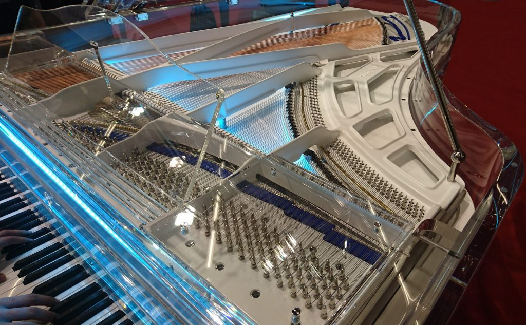 intérieur piano